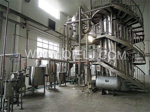 动物油精炼设备2